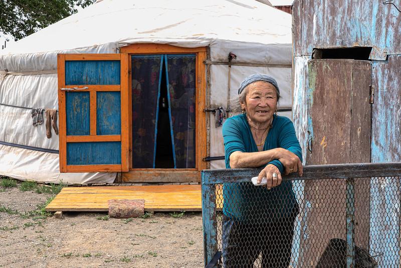 Family compound, Gobi