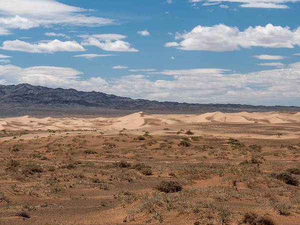 Khongoryn Els dunes