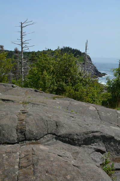 Rocks and Headlands, Monhegan, Maine