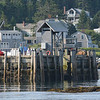 Approaching the Wharf, Monhegan, Maine