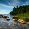 Echo Lake. Acadia National Park, ME
