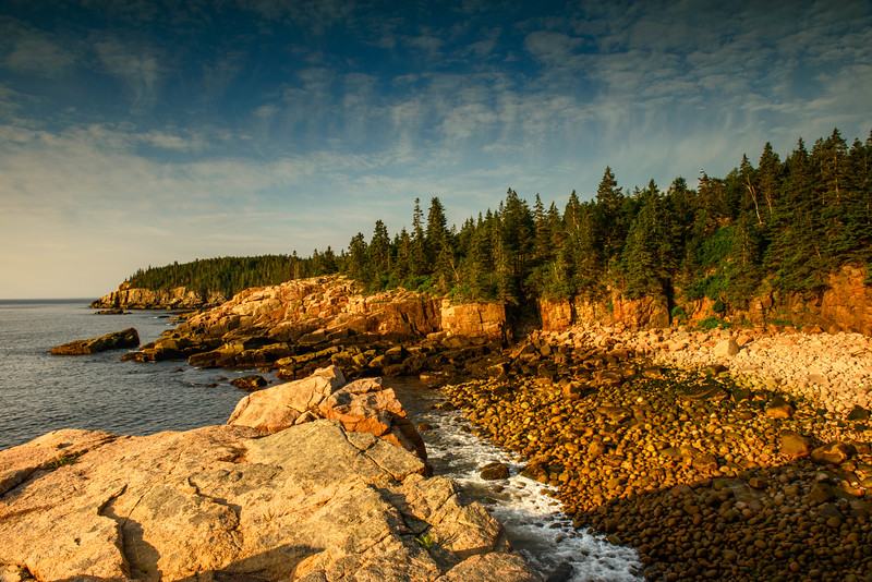 Monument Cove. Acadia National Park