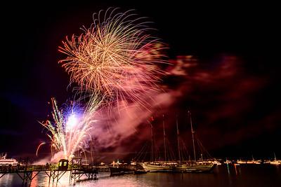 Bar Harbor Fireworks