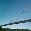 Penobscot Narrows Bridge. Prospect, ME