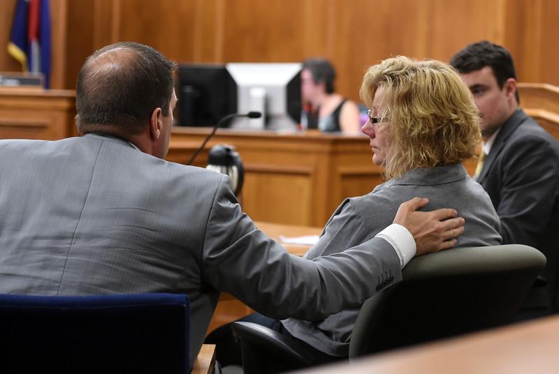 Monica Burke Sentencing