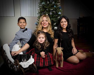 Monica & Family