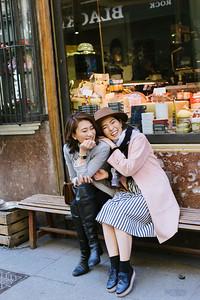 Monica & Manning lifestyle photoshoot