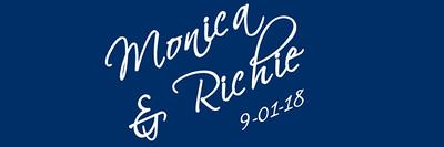 Monica & Richie 9.1.18