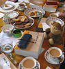 The Shakespeare Group also goes in for tea and cakes