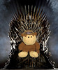 Or <u>imagining</u> what it would be like to sit on the Iron Throne
