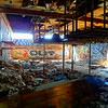 K-Bar Fire Log Factory, near Brawley California
