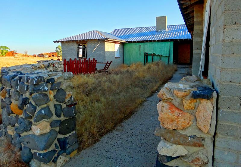 The Traver Ranch, Soda Lake Road, Santa Margarita, California