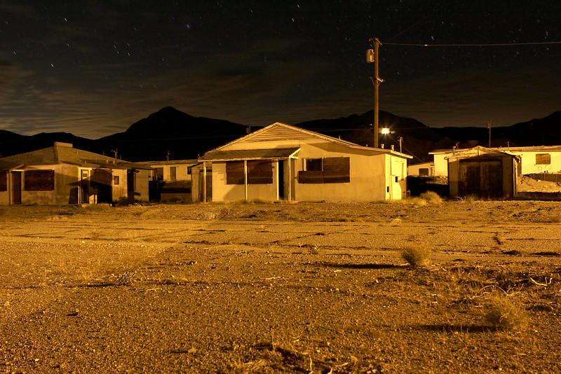 Eagle Mountain Prison, Desert Center, California