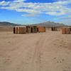 U.S. Marine Corps Air Ground Combat Center (MCAGCC) CAMOUT Training Facility. Twentynine Palms, California
