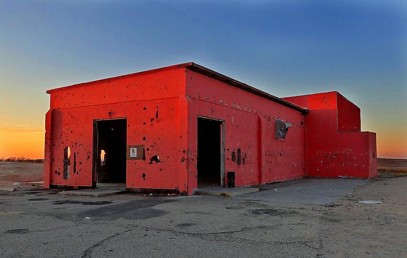 GATR, Boron California