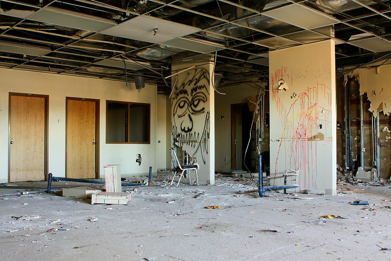 George Air Force Base, Victorville, California