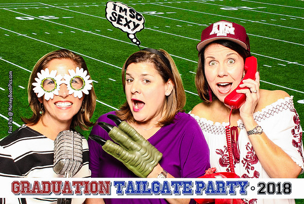 Tailgate Graduation Party 2018
