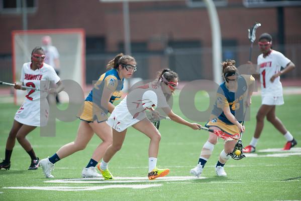 M.C. Vs. Beloit Women's Lacrosse 3/25/17