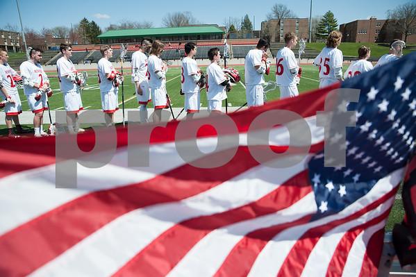 M.C. Vs. Benadictine Men's Lacrosse 4/28/18