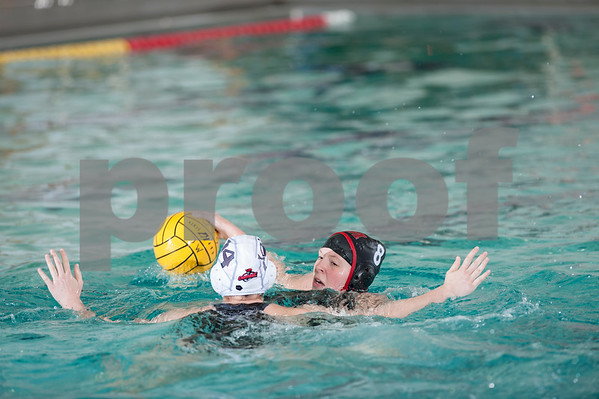 M.C. Vs. Carthage Water Polo 3/4/17