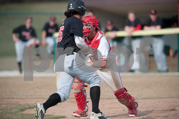 M.C. Vs. Grinnell Baseball Game 2 4/12/18