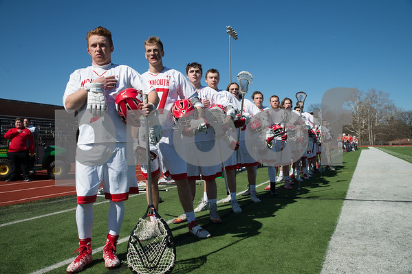 M.C. Vs. Hope Men's lacrosse 3/3/18