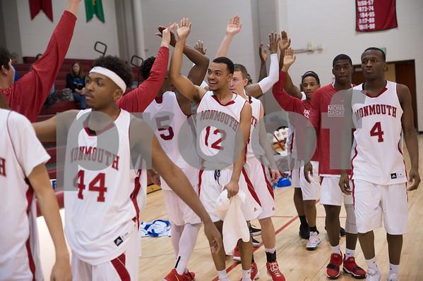 M.C. Vs. Illinois College Men's Hoops 2/13/18