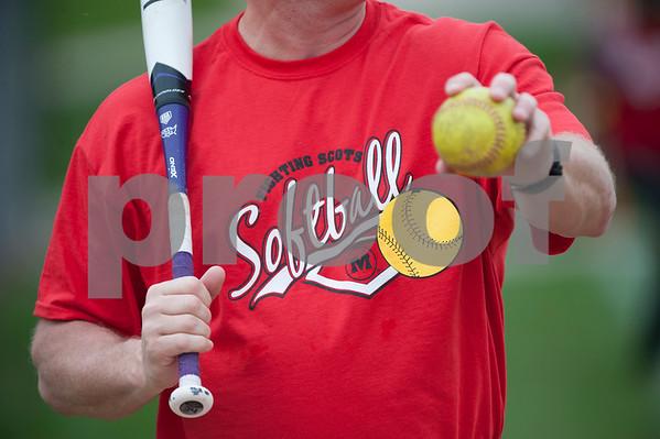 M.C. Vs. Illinois College Softball 4/14/17