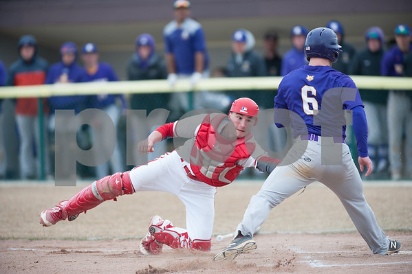 M.C. Vs. Knox Baseball Game 2 3/31/18