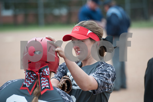 M.C. Vs. Lake Forest Softball Game 2 4/22/18