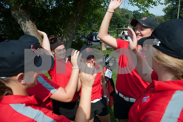 M.C. Women's Golf 8/26/18