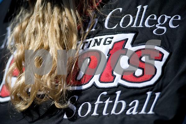 M.C Vs. Lawrence Softball 4/9/16 GAME 2