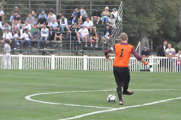 Soccer vs St. Peter's