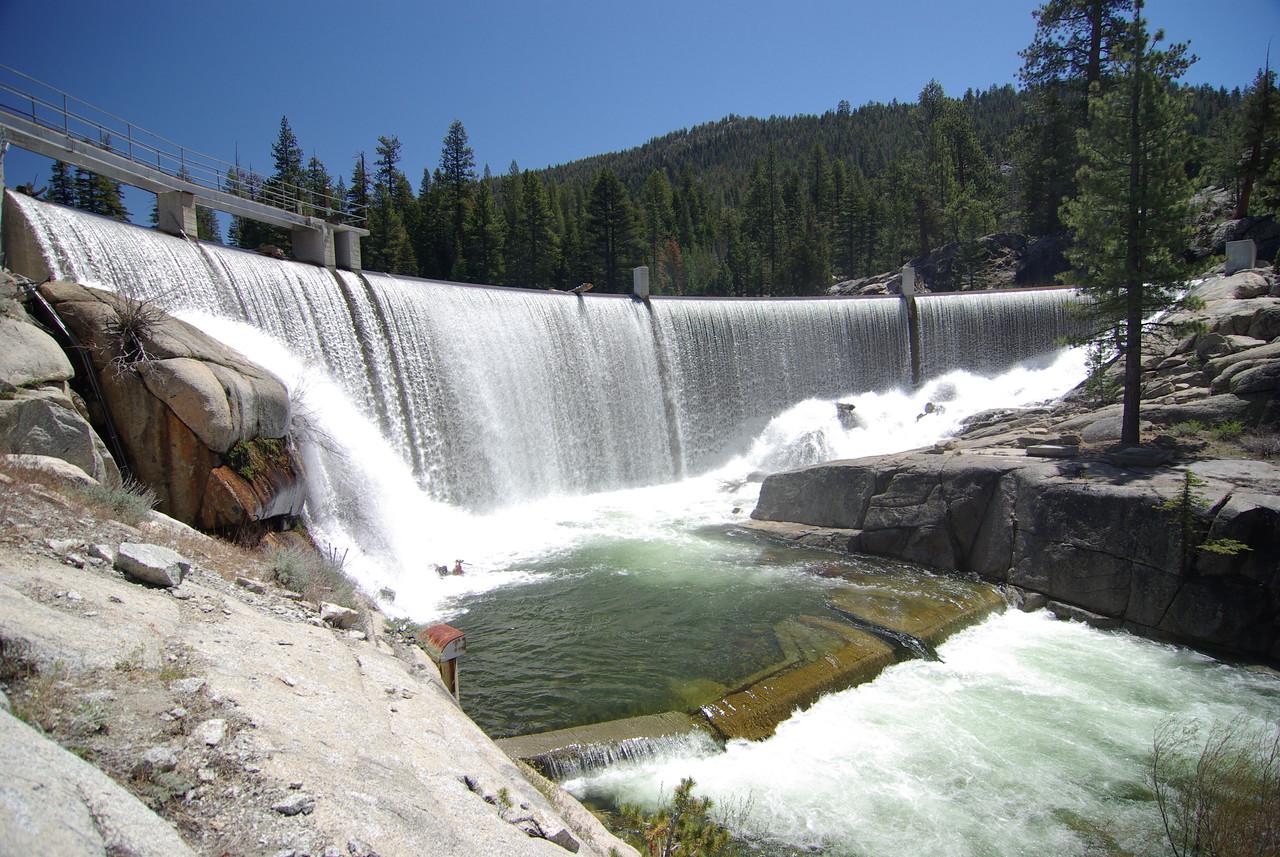 Bear Dam Diversion 6-13-2010