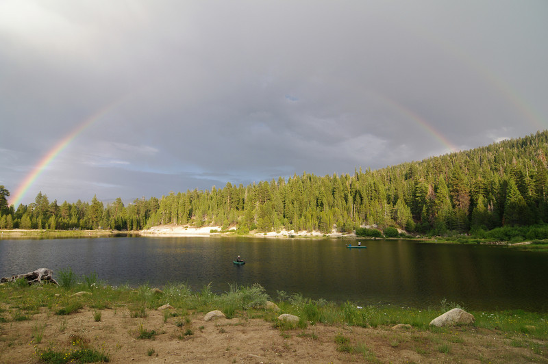 The Rainbow minus the top.