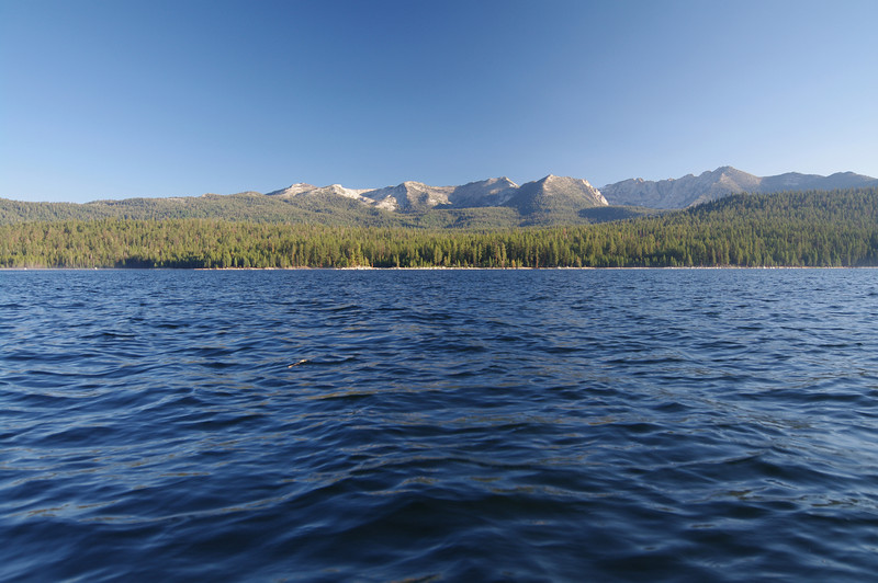 Looking North from Edison Lake.