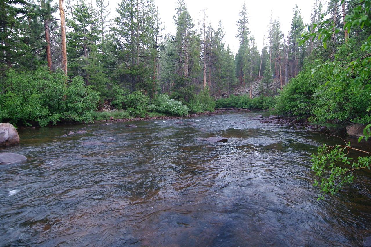 Mono Creek.