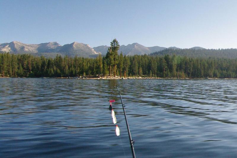 The Island @ Edison Lake.