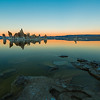 Sunset at Mono Lake California