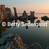 Tufa Reflections, South Tufa, Mono Lake