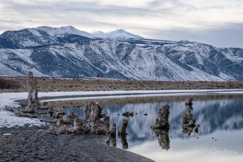 Winter at Mono Lake III