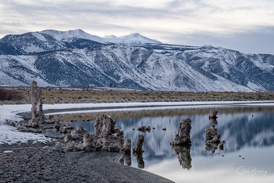 Winter at Mono Lake III