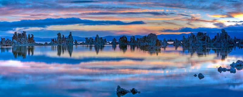 """""""Pastel Sunrise, Mono Lake"""""""