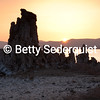 Tufa Towers at Sunrise, Mono Lake