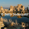 Tufa Reflections, Mono Lake