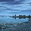 Moonlit Shore, Mono Lake South Tufa
