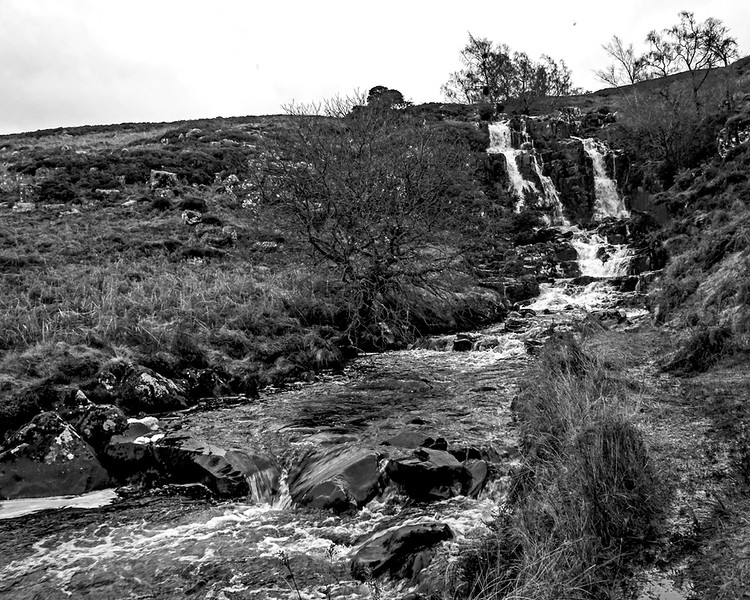 Bleabeck Force, Upper Teesdale