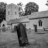 St Andrews Church Bolam in Northumberland
