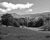 CH000508  Lake District Grasmere NT Allan Bank mono x