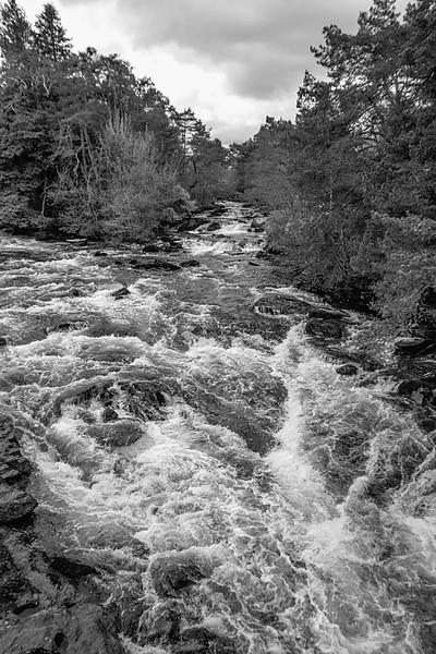 Killin and the Falls of Dochart